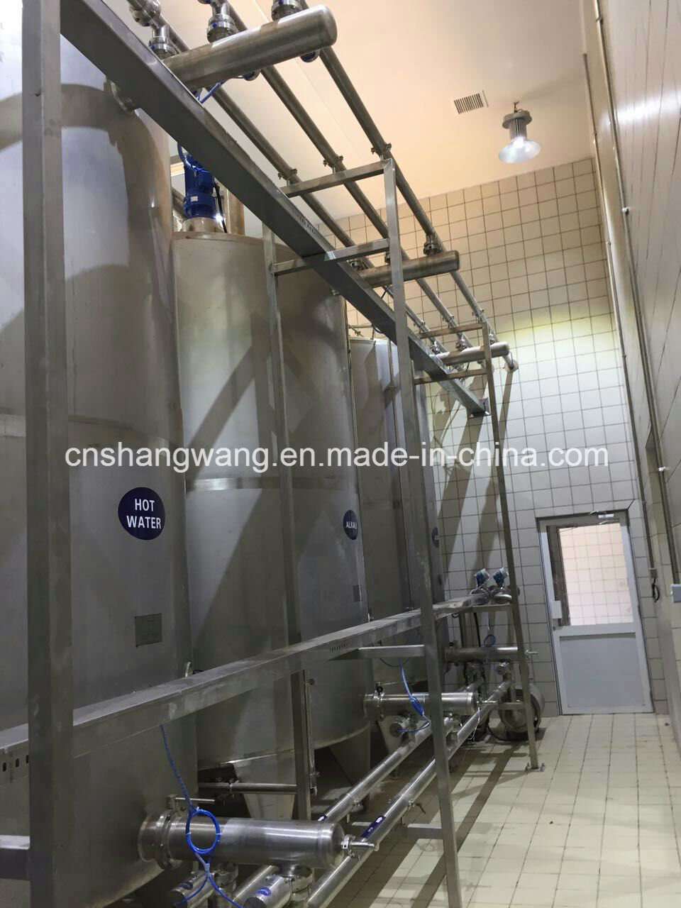 5t/H Complete Yogurt/Milk/Production Line