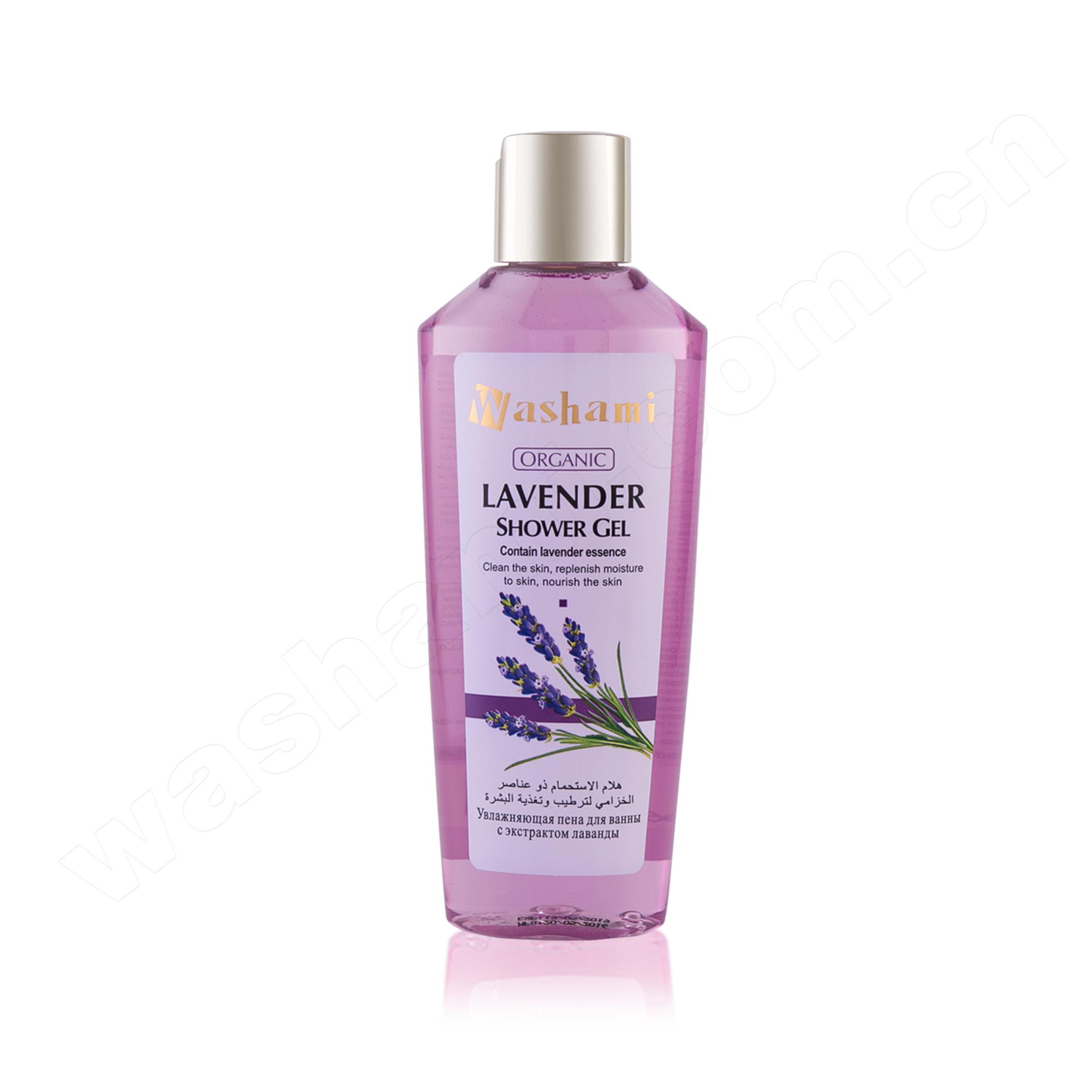 Washami Organic Plant Essence Bath & Shower Gel