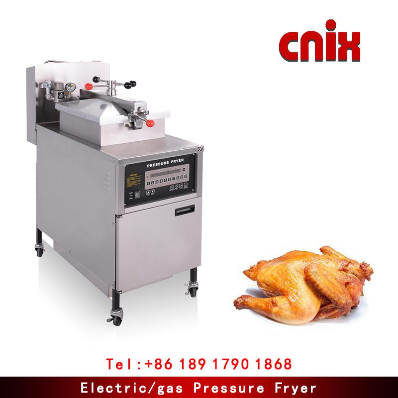 Food Machine Gas Fryer for Fast Food Restaurant