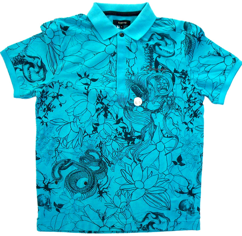 Polo shirt with printing for Polo shirts for printing