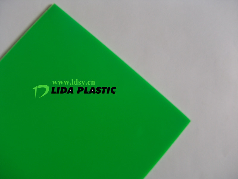 HDPE Green Sheet
