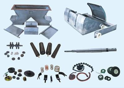 bag machine parts