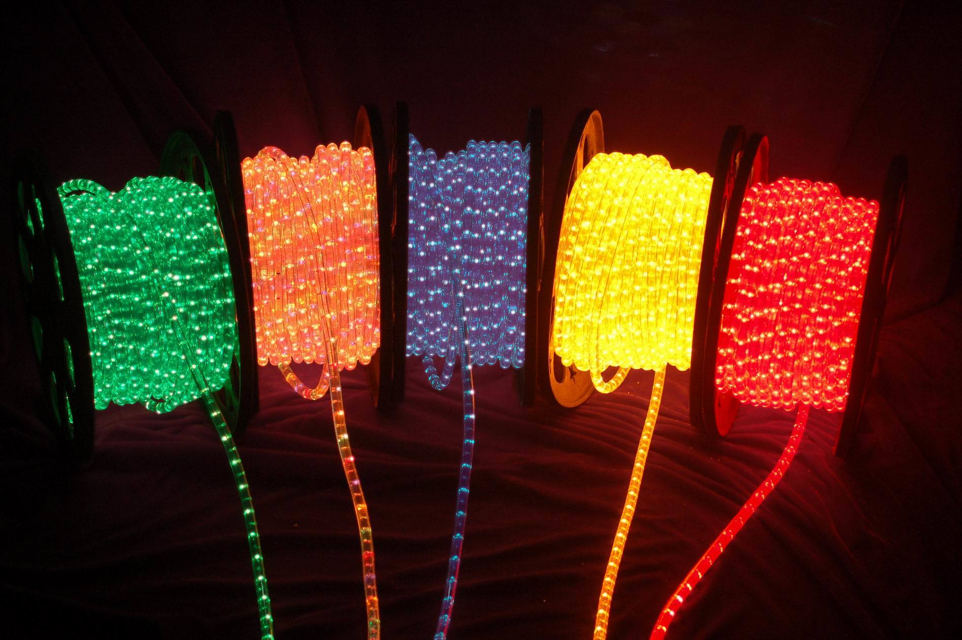 Rope Lights (SRR-3W)