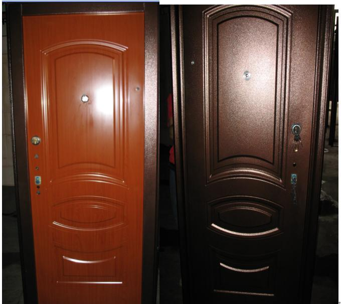 Door security double door security door for Door design and colour