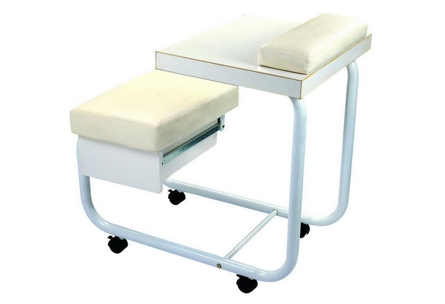 China portable nail table cy 609 china manicure table for Mobile manicure table