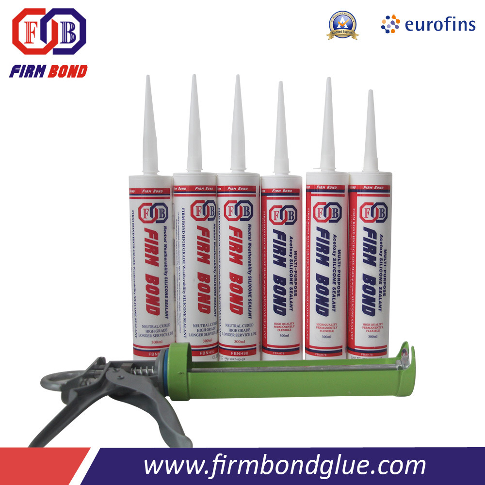 Neutral Seal Construction Adhesive Use Silicone Selant (FBSN90)