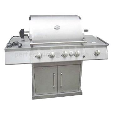 China all stainless steel gas grill pg 50404srl china s s gas grill bbq - All stainless steel grill ...
