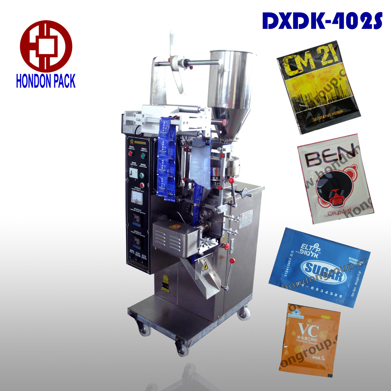 Small Sachet Coffee Packing Machine (DXDK-40II)