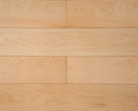China maple engineered wood flooring with top for Engineered wood floor 6mm