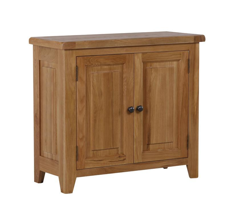 China Wooden Buffet Solid Wood Cabinet Oak Wood Sideboard