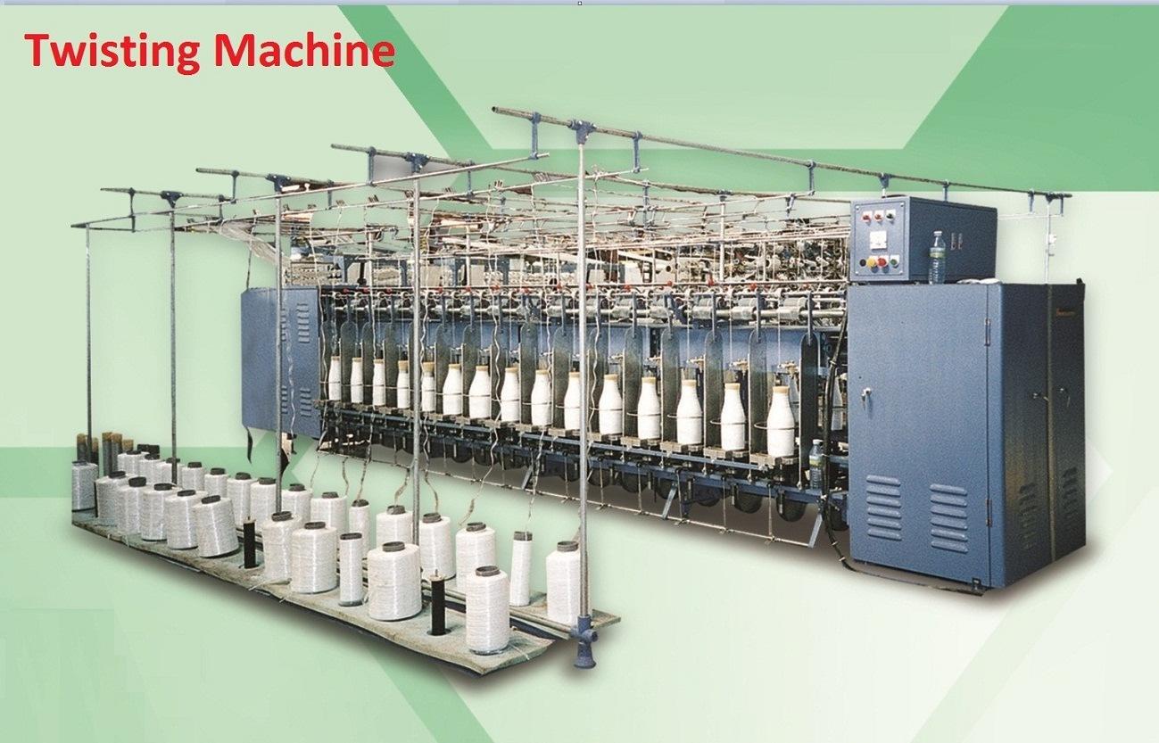 Twisting Machine