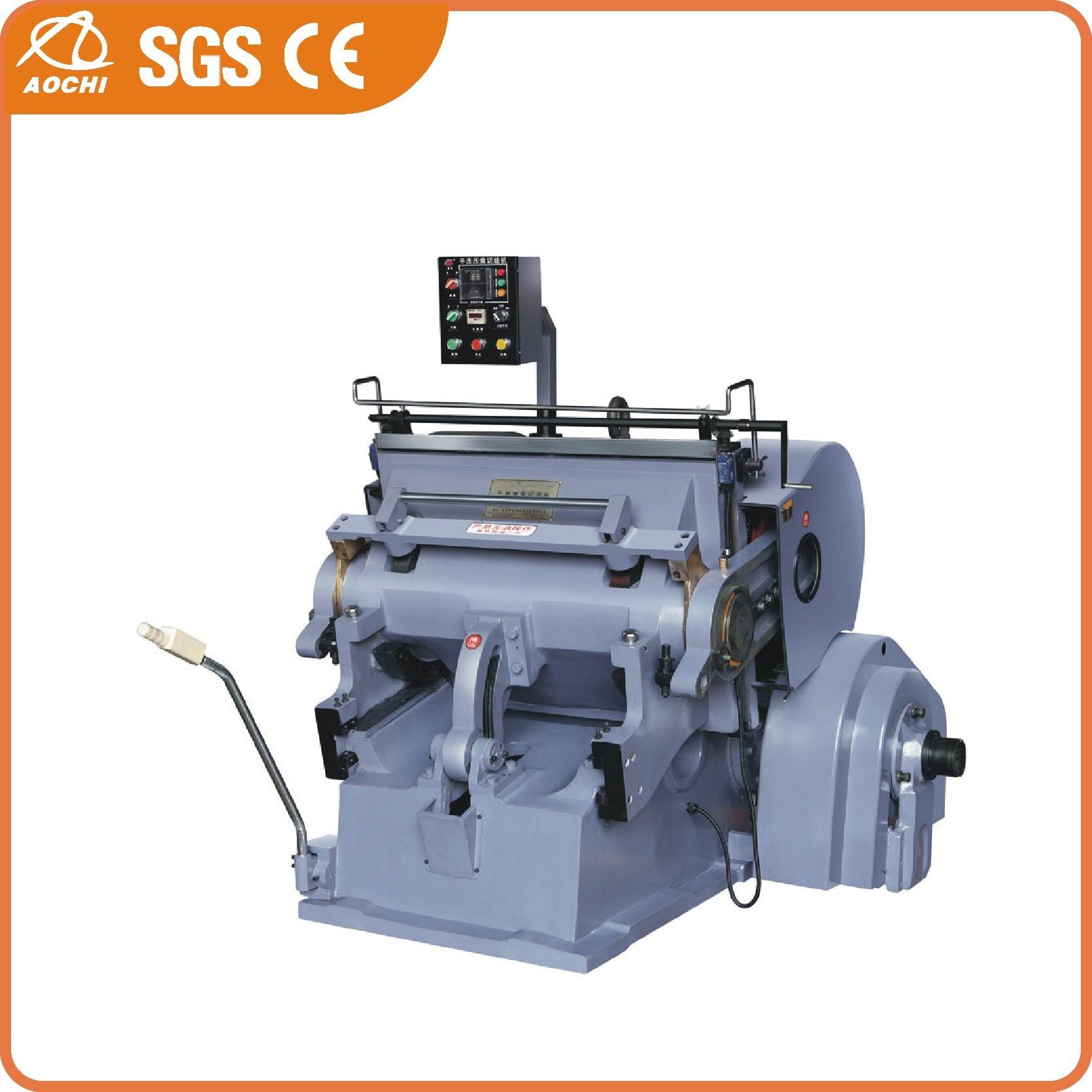 Semi Automatic Die Cutter (ML-1040)