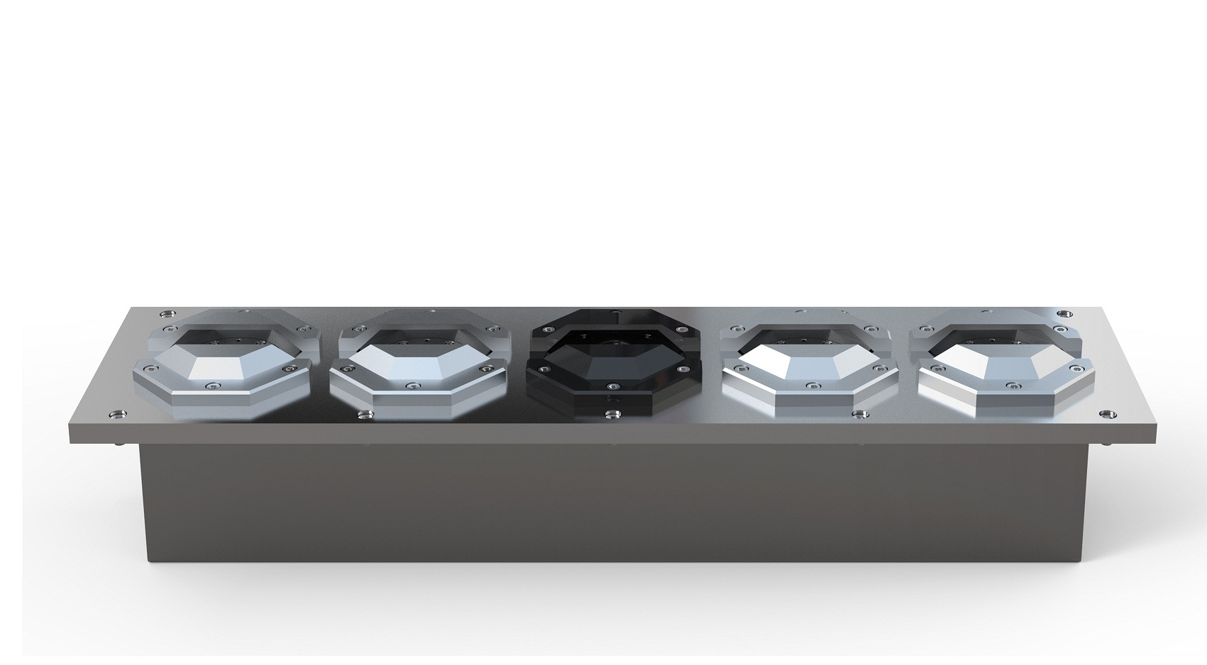 1080P HD Fixed Under Vehicle Surveillance Systems with IP67