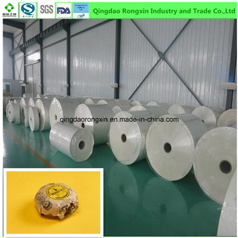 PE Coated Paper for Kfc Hamburger Wrapping