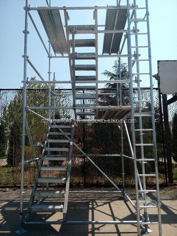 "30""X9"" Ringlock Scaffold Stair Tread"