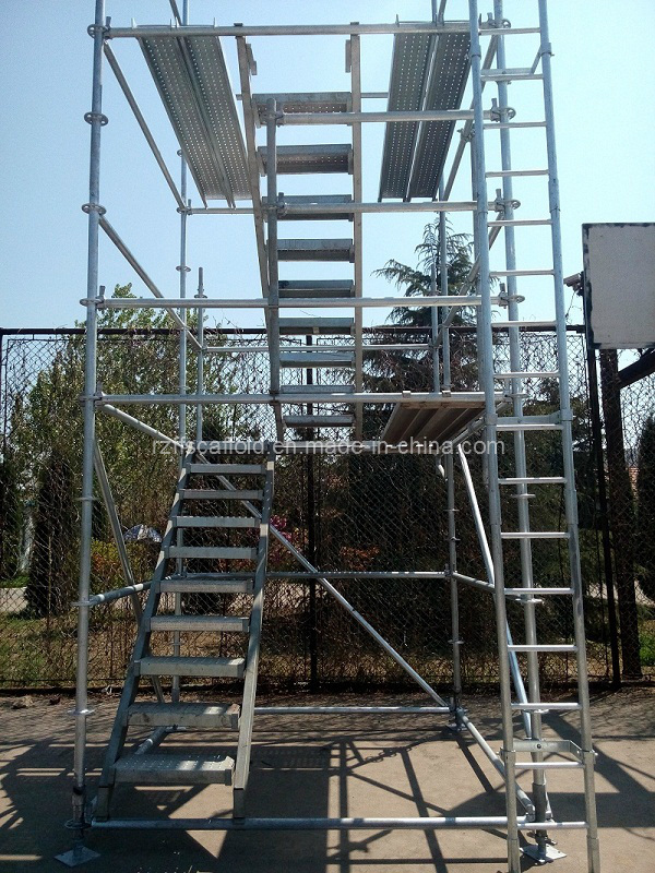 "36""X9"" Ringlock Scaffold Stair Tread"