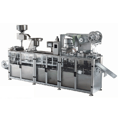DPP-250FII Aluminum-Plastic-Aluminum Packing Machine