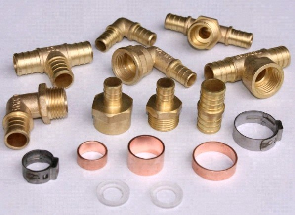 China brass pex pipe fitting mm