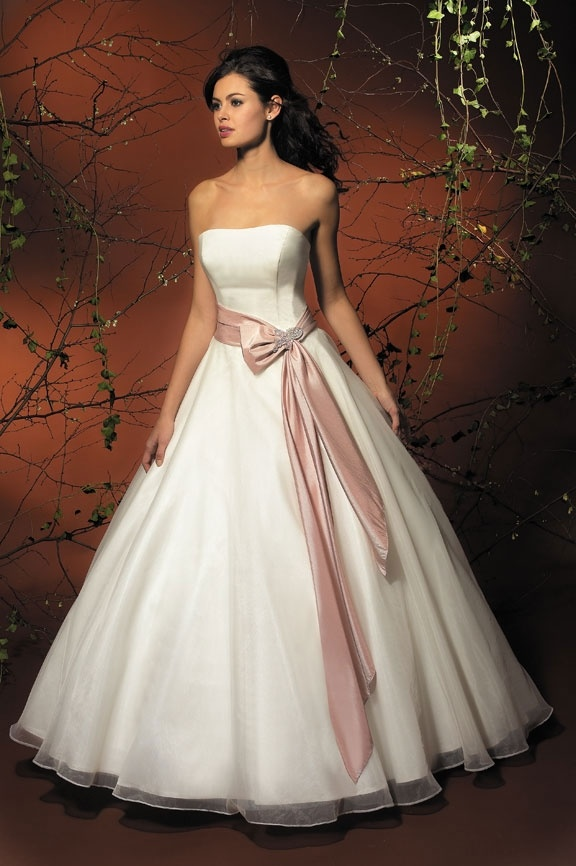 China informal wedding dress with color allure018 china for Colored casual wedding dresses