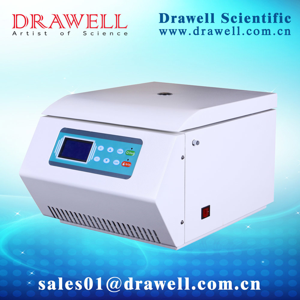 Dw-Tg22-Ws 22000rpm High Speed Benchtop Type Centrifuge