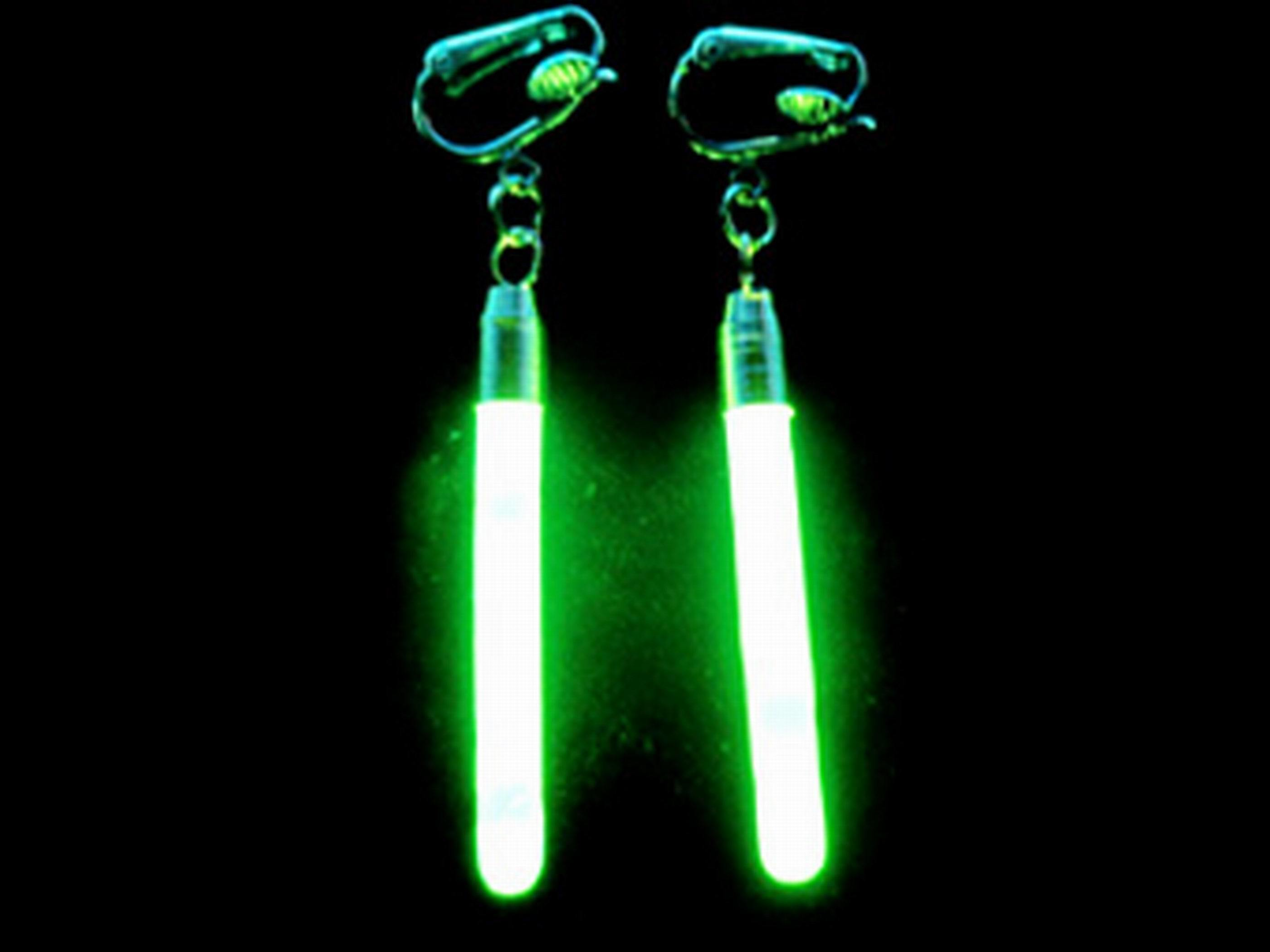 Light in The Dark Glow Earring Pendant (EZD4540)
