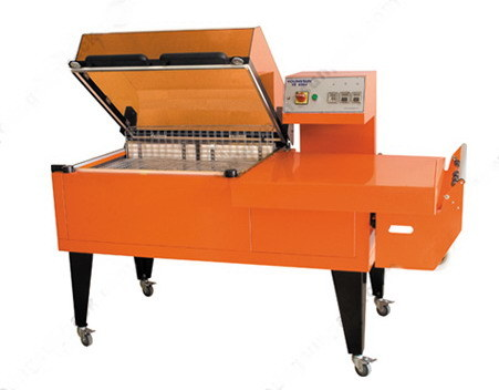 Semi Automatic Sealer Shrink Tunnel Wer China Heat