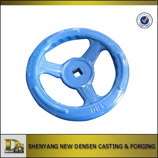 Butterfly Valve Handwheel in Stamping Process