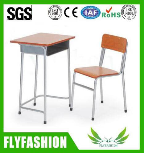 Commercial School Furniture Student Desk and Chair (SF-38)