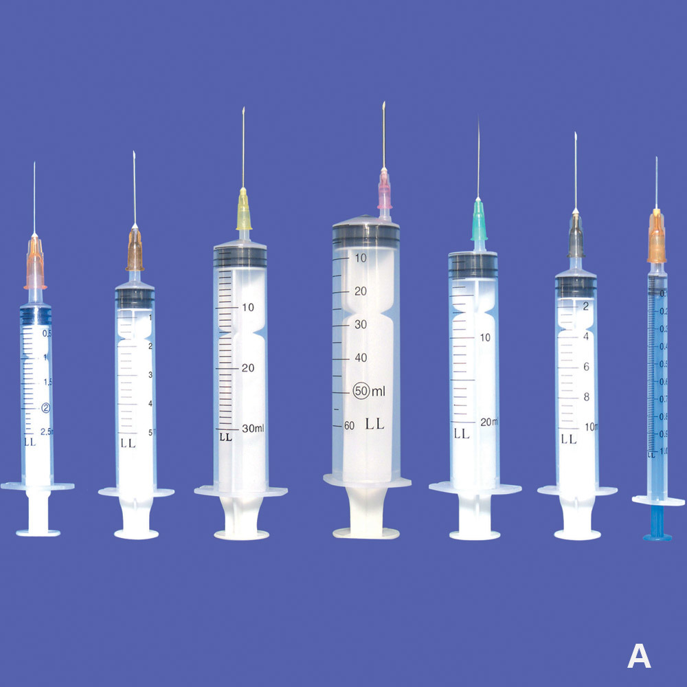 1 Ml Bd Oral Syringe With Tip Cap