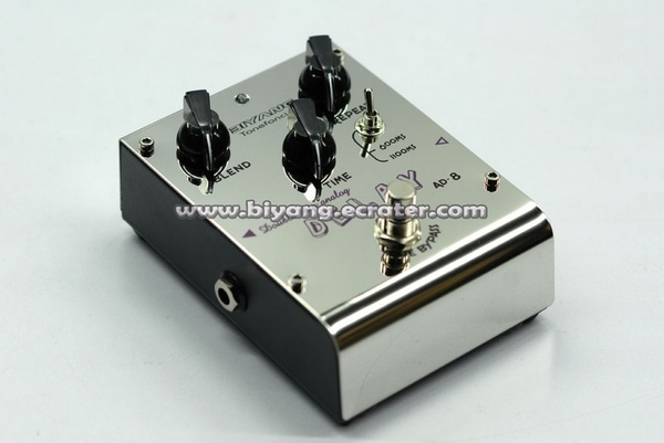 analog delay guitar effect pedal ad 8 china guitar effect pedal guitar effect. Black Bedroom Furniture Sets. Home Design Ideas