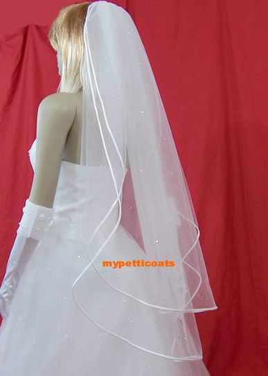 Bridal Wedding Veil