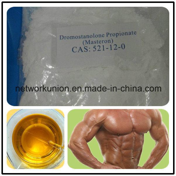 Injectable Liquid CAS No: 521-12-0 Drostanolone Propionate / Masteron 100mg/Ml Dosage