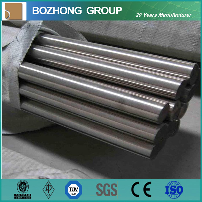 China Manufacture Uns N08020 Nickel Alloy 20 Rods Bars