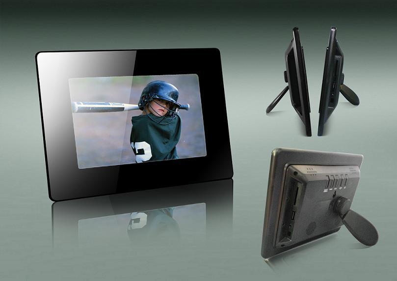 Digital Video Frame (XH-DPF-090B)