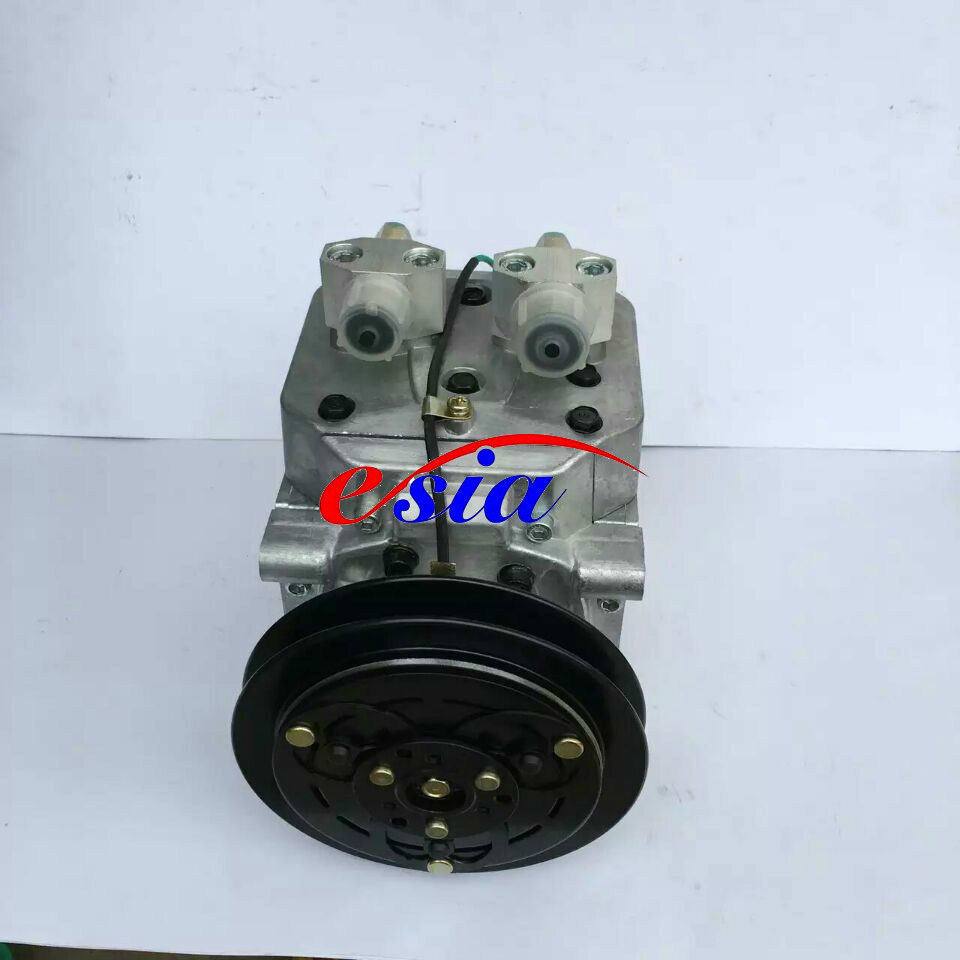 Auto Parts AC Compressor for Mitsubishi Lancer 2012 QS70 6pk