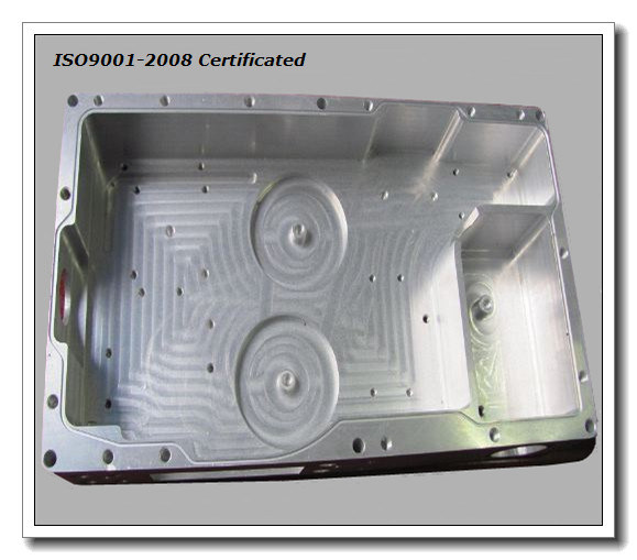 CNC Milling Aluminum Filter Cavity