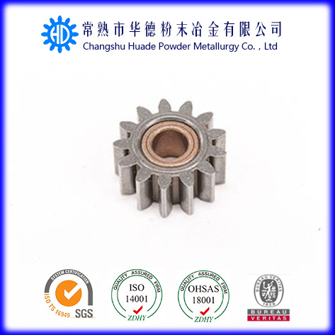 Planetary Gear with Iron Bearing for Auto Starter