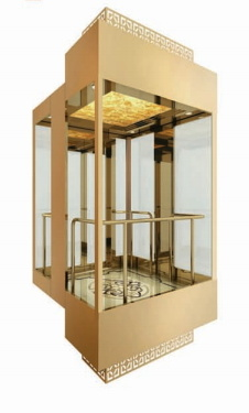 Observation Elevator for Shopping Mall and Office Building