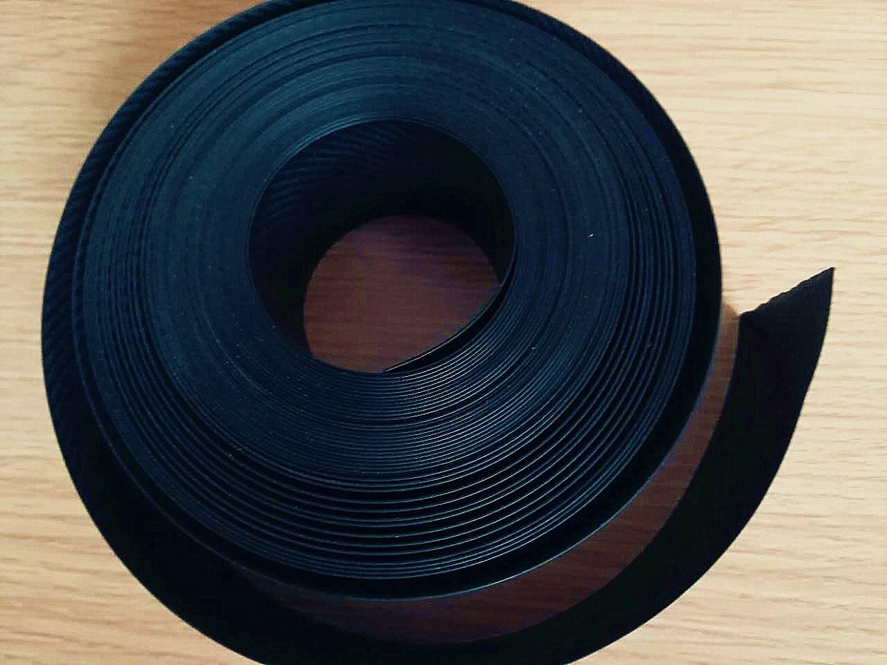 Furniture PVC Black Edge Banding