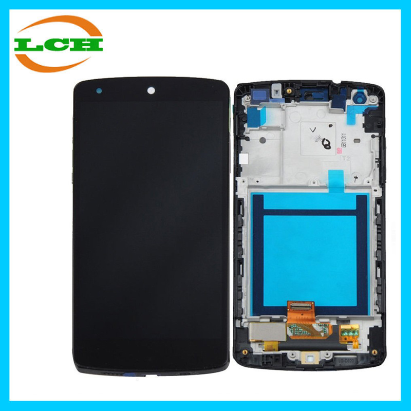 Mobile Phone LCD for LG Google Nexus5 Screen Digitizer Assembly
