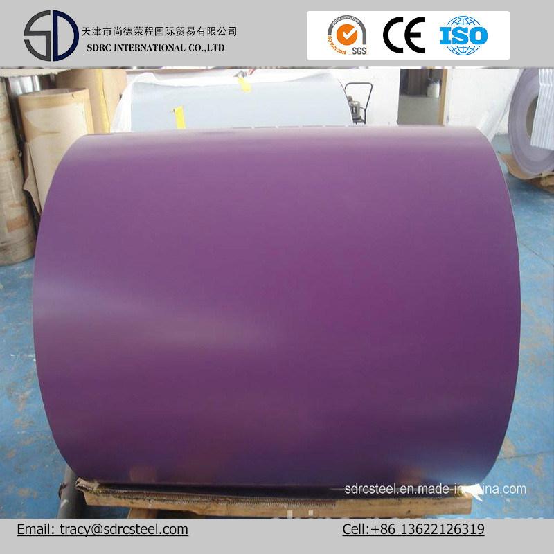Color Steel Coil PPGI for Roofing Sheet
