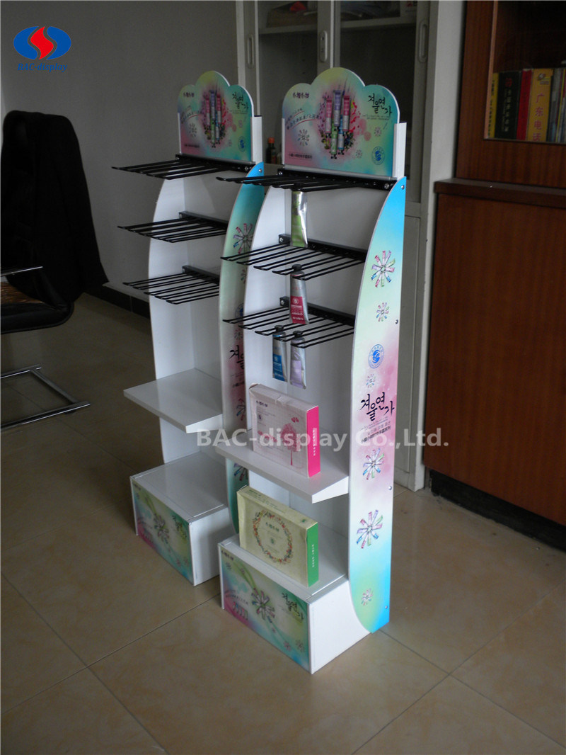 Factory Wholesale Metal Display Shelf