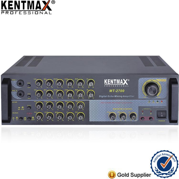 150W 2 Channels Digital Echo Amplifier for Vietnam Market (MT-2700)