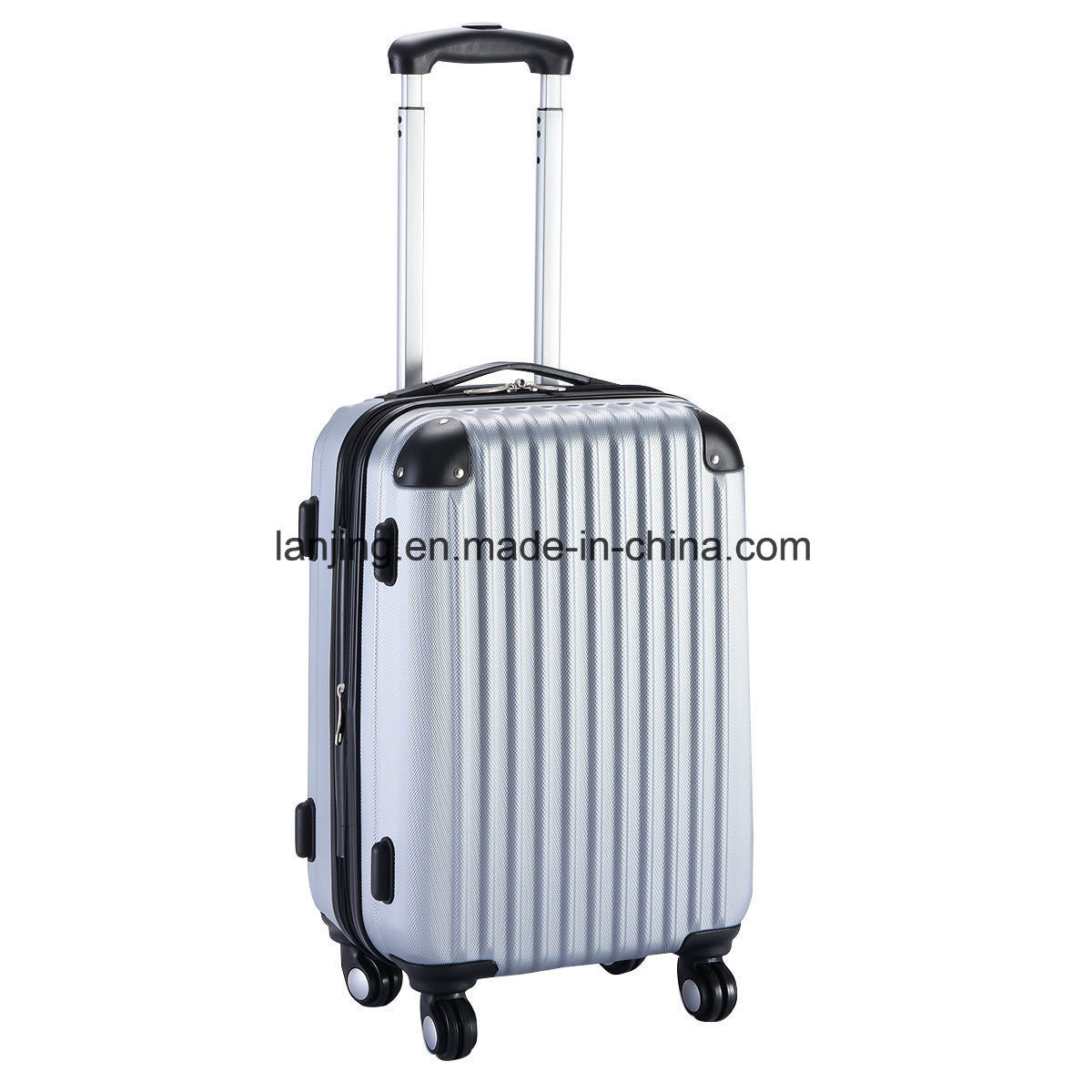 Bw246 2017 Hot Wheeled Trolley Cases PP Luggage