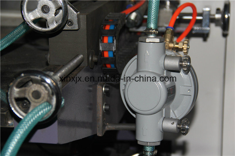 Auto Cutting Auto Changing Paper Roll PP Woven Roll Flexographic Printing Machine