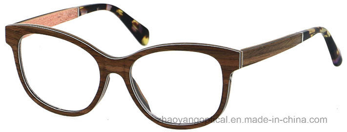 Handcrafted Men Women Premium Optical Frames Wood