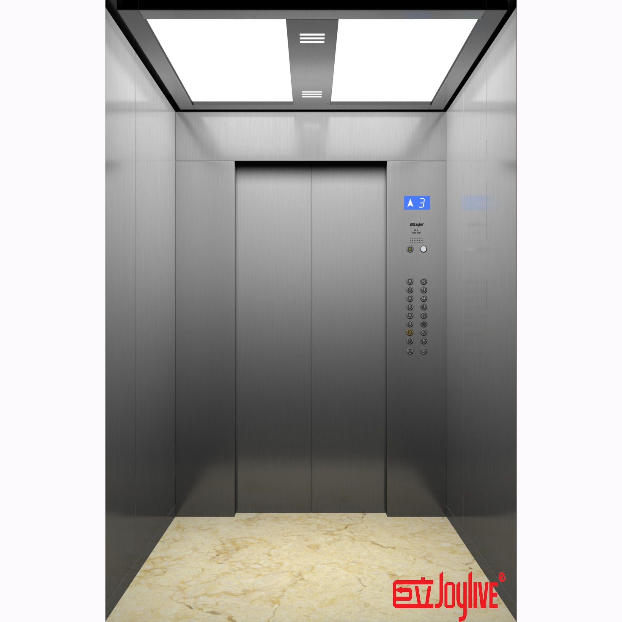 Residential Hydraulic Passenger Elevator in China