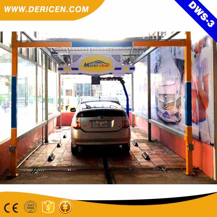 Dericen Dws3 Touchless Automatic Car Wash Machine with Dry Function