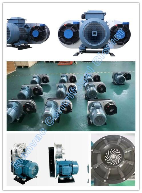 50Hz 60Hz 380V Highest Efficiency Electric Air Blowers