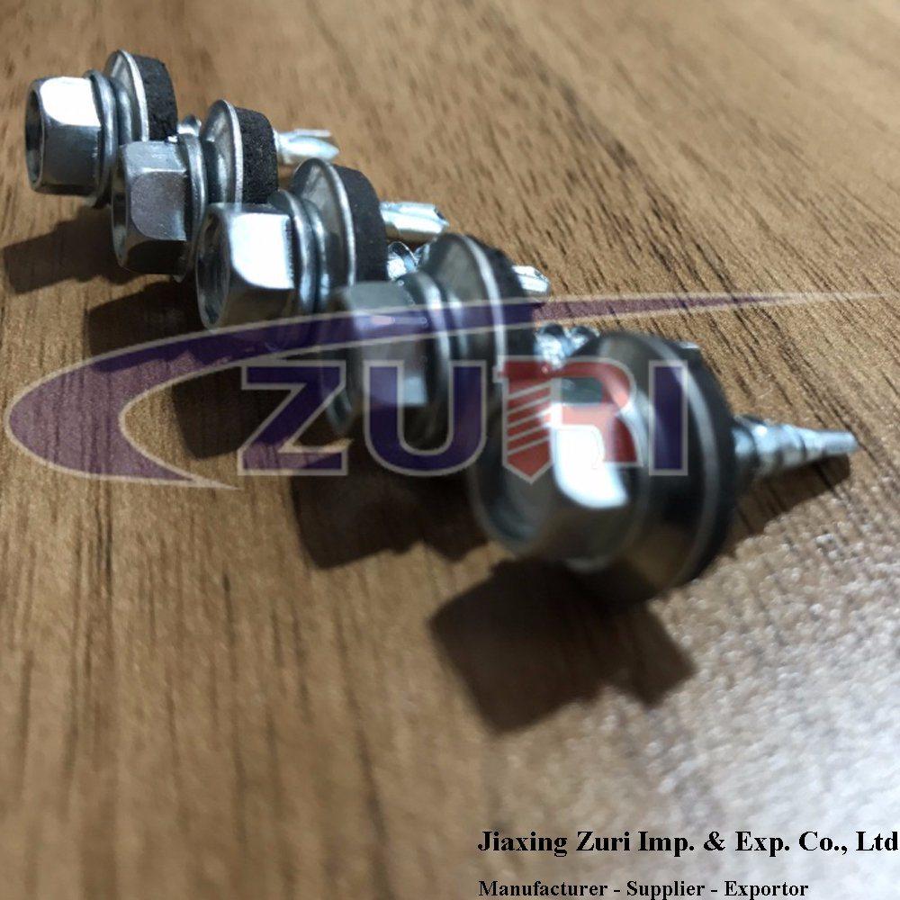 Roofing Screw 4.8X19 Zinc
